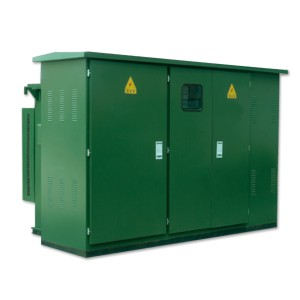 ZGS13-H American prefabricated box-type substation