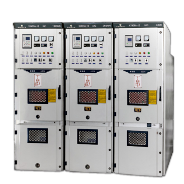 Best-Selling Rmu Ring Main Unit - KYN28A-12 armored removable enclosed switchgear – AGP Electrical