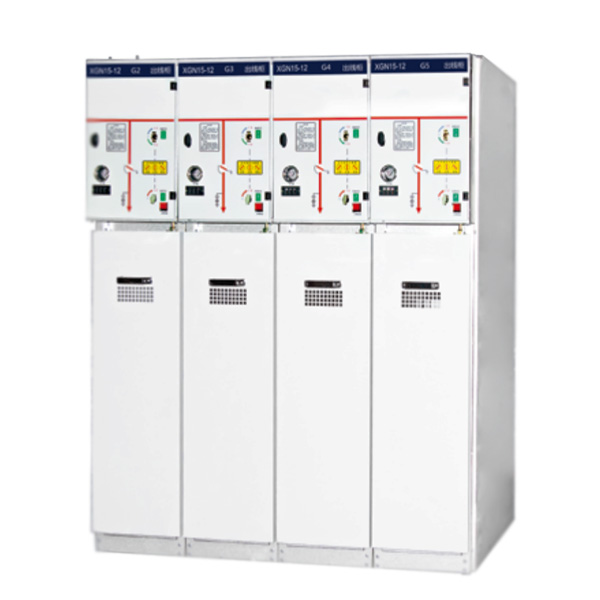 OEM/ODM Manufacturer Industrial Power Distribution Unit - XGN15-12 box-type fixed AC metal-enclosed switchgear – AGP Electrical