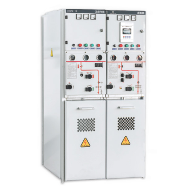 Top Quality Transformer Switchgear - XGN-12 intelligent solid insulation cabinet – AGP Electrical Featured Image
