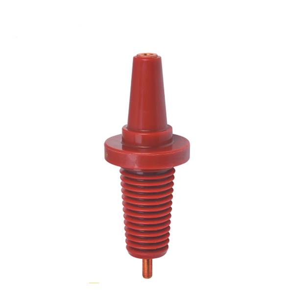 Factory Free sample 15kv 200a Grounded Elbow Connector - Apparatus Bushing – Anhuang Featured Image