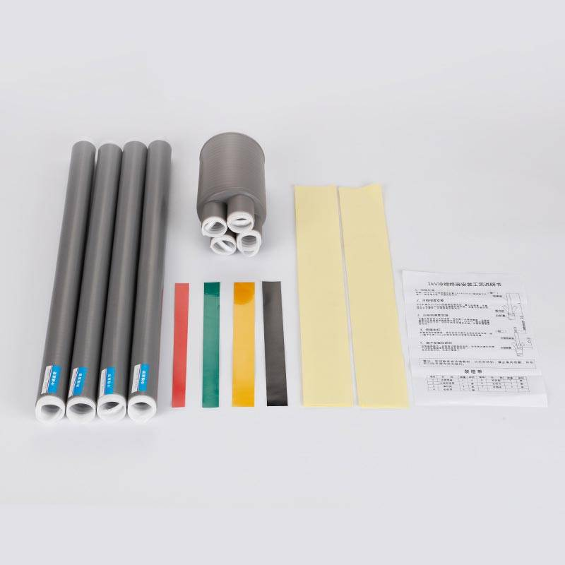 High Quality Heat Shrinkable Tube - lkV Silicon rubber cold shrink cable accessories – Anhuang