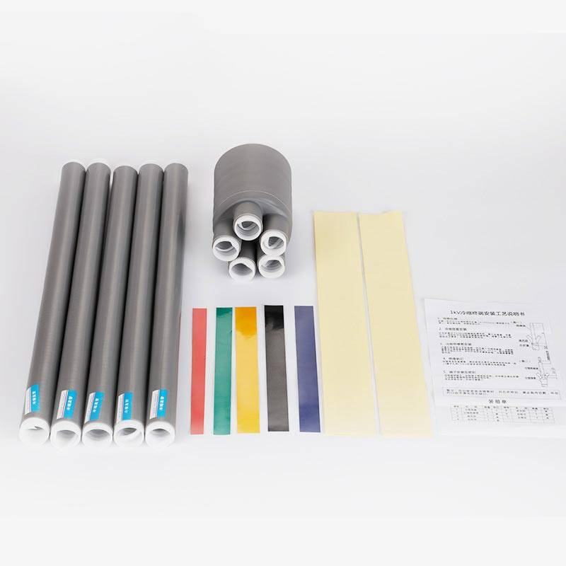 High Quality Heat Shrinkable Tube - lkV Silicon rubber cold shrink cable accessories – Anhuang detail pictures