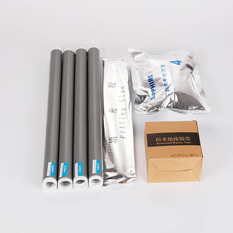 OEM/ODM China Cold Shrink Insulation Tube - lkV Silicon rubber cold shrink cable accessories – Anhuang