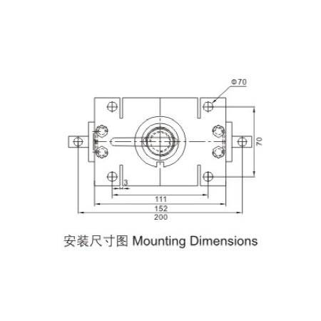 Factory Price For Lightning Thunder Strike Counter - Oil-immersed two-position loadbreak switch – Anhuang