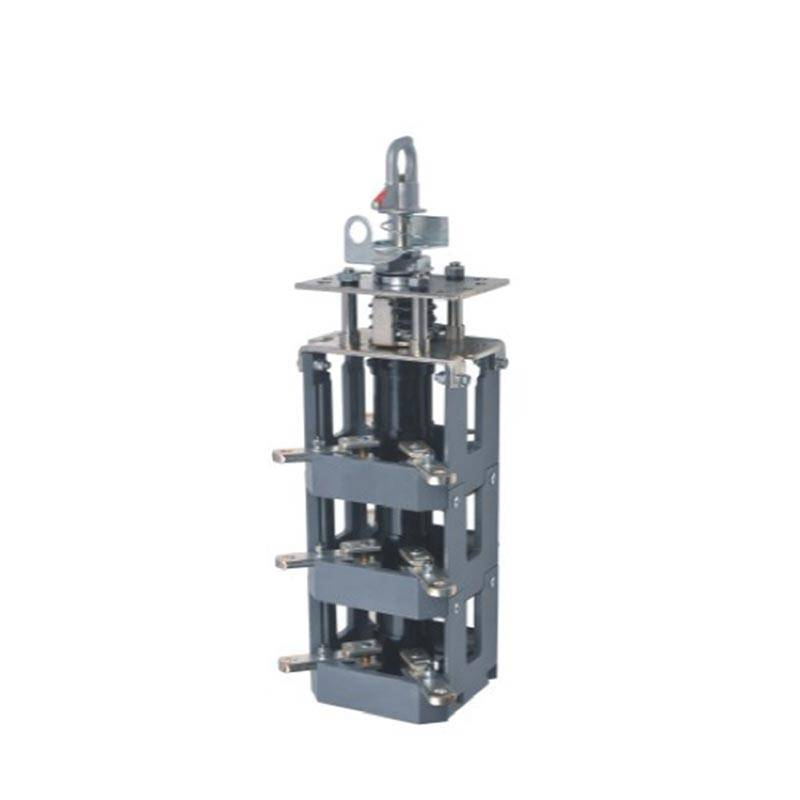Fast delivery Porcelain Drop-Out Cutout Fuse - Oil-immersed four-position loadbreak switch – Anhuang
