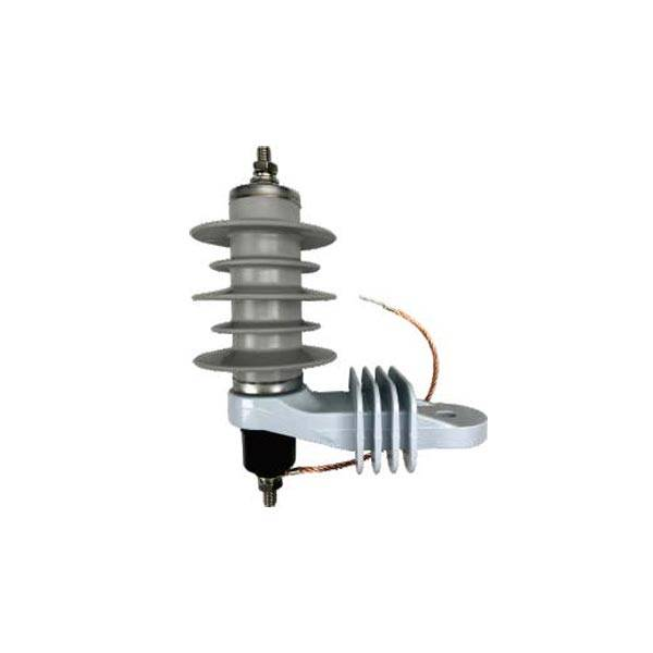 Factory Cheap Hot 35kv Surge Arrester - polymer lightning arrester 9kV – Anhuang