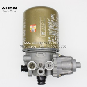 Factory Cheap Hot Compressed Air Dryers And Filters - truck air brake valve unloader valve wabco 4324130010 for benz iveco  – AHEM