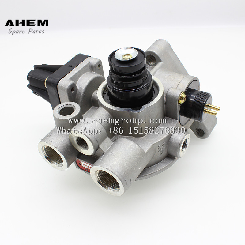 Free sample for Forging Parts - truck air brake valve unloader valve wabco 4324106002 for benz iveco  – AHEM Featured Image