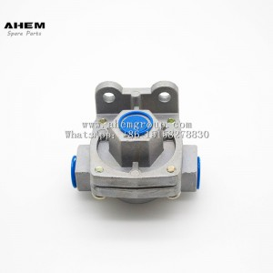 OEM Manufacturer Truck Bed Parts - Quick Release Valve 229859 for truck,trailer and bus  – AHEM