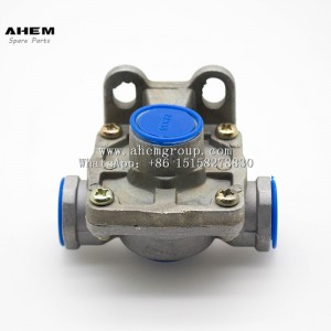 PriceList for Truck Check Valve - Quick Release Valve 97350000000 for truck,trailer and bus  – AHEM