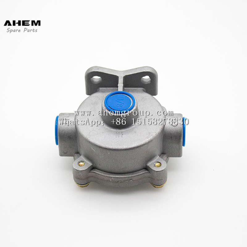 Free sample for Lorry Spare Parts - Quick Release Valve45151- 90004for truck, trailer and bus  – AHEM