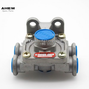 Competitive Price for Air Brake Relay - Quick Release Valve 9735000380 for truck, trailer and bus  – AHEM