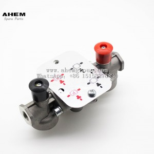 Competitive Price for Air Brake Relay - Quick Release Valve 9630010500 for truck, trailer and bus  – AHEM