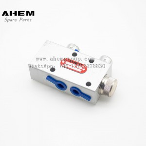 Best Price on Auto Accessory - Control Valve 0012602057 for truck, trailer and bus  – AHEM