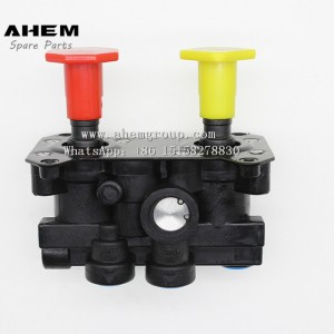 OEM manufacturer Truck Compressor Unloader Valve - Control Valve800516 for truck, trailer and bus  – AHEM