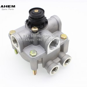 Good Quality 9730010200 Relay Valve - Truck trailer relay valve wabco 9730112000 for DAF benz iveco MAN renault  – AHEM