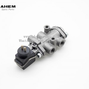 Manufacturer for Gas Relay Valve - Relay valves 1457275 for truck,trailer and bus  – AHEM