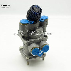 Wholesale Gearbox Pressure Relief Valve - Foot Brake Valve 4613152640 for truck, trailer and bus  – AHEM