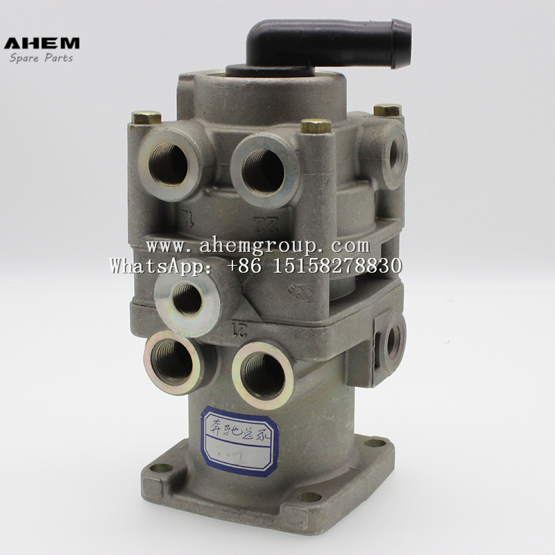 Discount wholesale Ball Valve Gearbox - truck trail air brake valve foot brake valve wabco 4613190080 for benz MB4650  – AHEM Featured Image