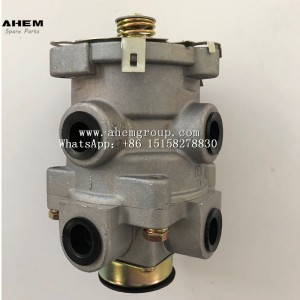 China Gold Supplier for Truck Choke Valve - Foot Brake Valve 286171 for truck,trailer and bus  – AHEM