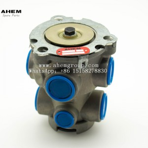 Competitive Price for Air Brake Relay - Foot Brake Valve 277863 for truck,trailer and bus  – AHEM