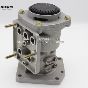OEM manufacturer China Howo - Truck trail air brake valve foot brake valve wabco 4613151800 for scania daf  – AHEM