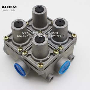 2020 wholesale price Circuit Protection Valve - Four circuit protection valve 9347022500  for  truck,trailer and bus  – AHEM