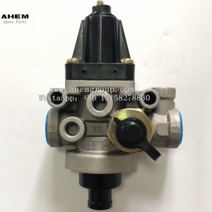 China Factory for Actuator Gearbox - truck air brake valve unloader valve wabco 9753034640 for benz iveco  – AHEM