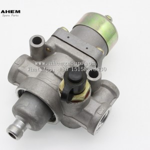 factory low price All Truck Parts - Truck trail air brake valve unloader valve wabco 9753001100 for benz iveco  – AHEM