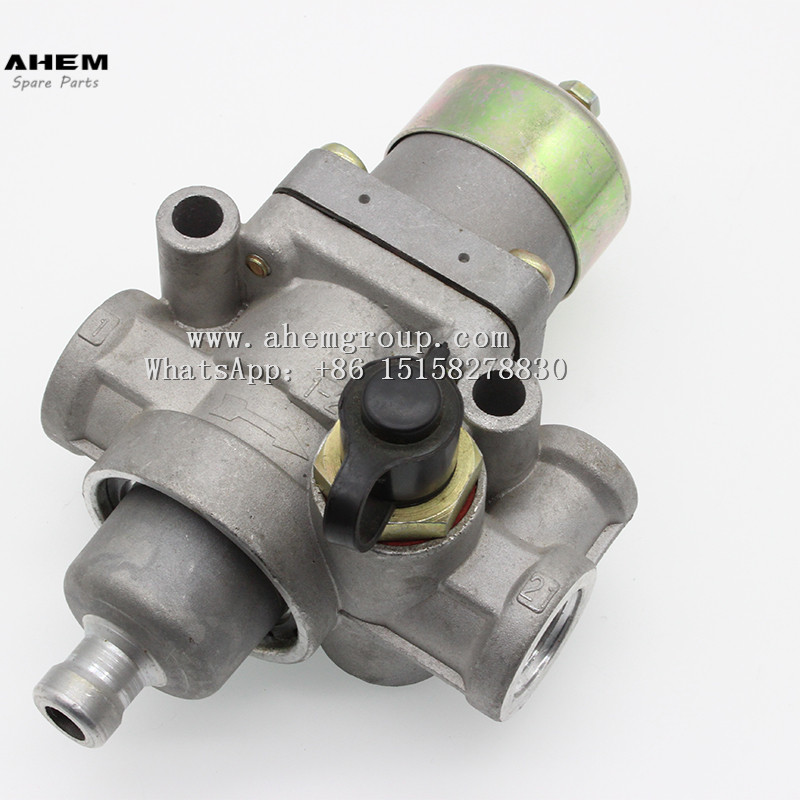 Fixed Competitive Price Mercedes Benz Truck Spare Parts - Truck trail air brake valve unloader valve wabco 9753001100 for benz iveco  – AHEM Featured Image