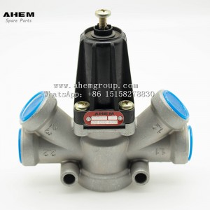 Bottom price Semi Truck Foot Valve - PressureLimitingValve 4750104000 for truck,trailer and bus  – AHEM