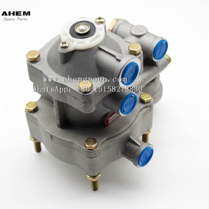 Europe style for Salvage Truck Parts - Trailer Control Valve9730025200 for truck, trailer and bus  – AHEM