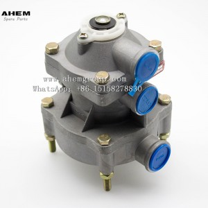 High Performance Truck Exhaust Valve - Trailer Control Valve9730020070 for truck, trailer and bus  – AHEM