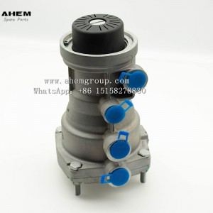 Factory directly Truck Dump Valve - Trailer Control ValveAC598C for truck,trailer and bus  – AHEM