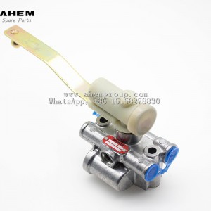 truck air brake valve unloader valve wabco 050 0005002 for benz iveco