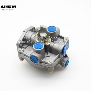 2020 China New Design Truck Relay Valve - Relay valves 279180A for truck,trailer and bus  – AHEM