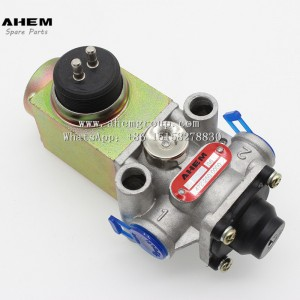 Chinese Professional Relay Valve Air Brake System - Relay valves 4722500000 for truck,trailer and bus  – AHEM
