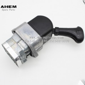 High Quality Hand Brake Valve - Hand brake valves DPM66A  for truck,trailer and bus  – AHEM