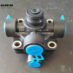 Good Quality 9730010200 Relay Valve - Truck trailer relay valve wabco 9730060000 9730060010 for DAF MAN Mercedes benz  – AHEM