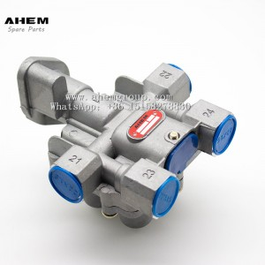 China Cheap price Four Way Protection Valve - Gearbox valves 9347141510  for truck,trailer and bus  – AHEM