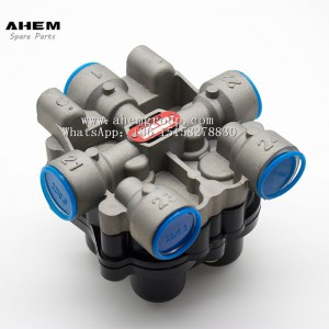 China wholesale Truck Protection Valve -  Gearbox valves AE4612  for truck,trailer and bus  – AHEM