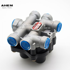 Manufacturer for Air Brake Pressure Protection Valve -  Gearbox valvesAE4604 for truck,trailer and bus  – AHEM