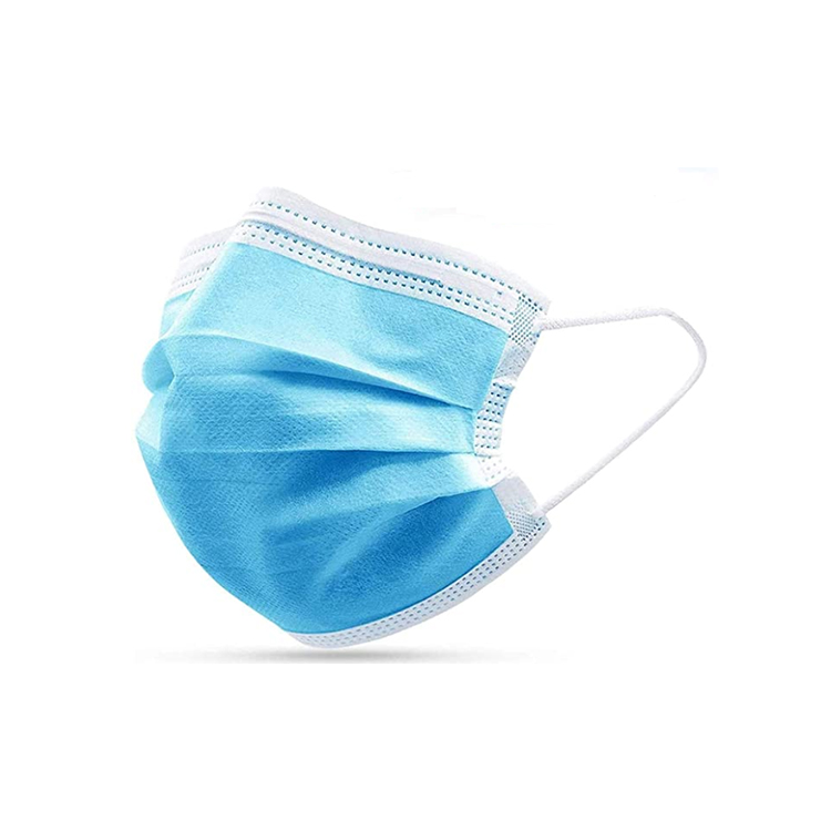 China Cheap price 3 Ply Surgical Face Mask - 3 ply surgical face mask with CE/FDA disposable three-layer protection, non-woven melt blown cloth breathable – Meimao Medical