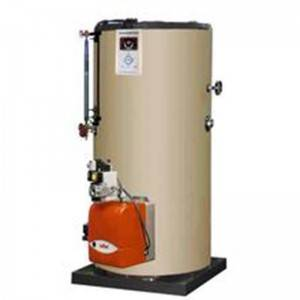 Leading Manufacturer for Bosch Boiler - Vertical Gas Oil Boiler – Double Rings