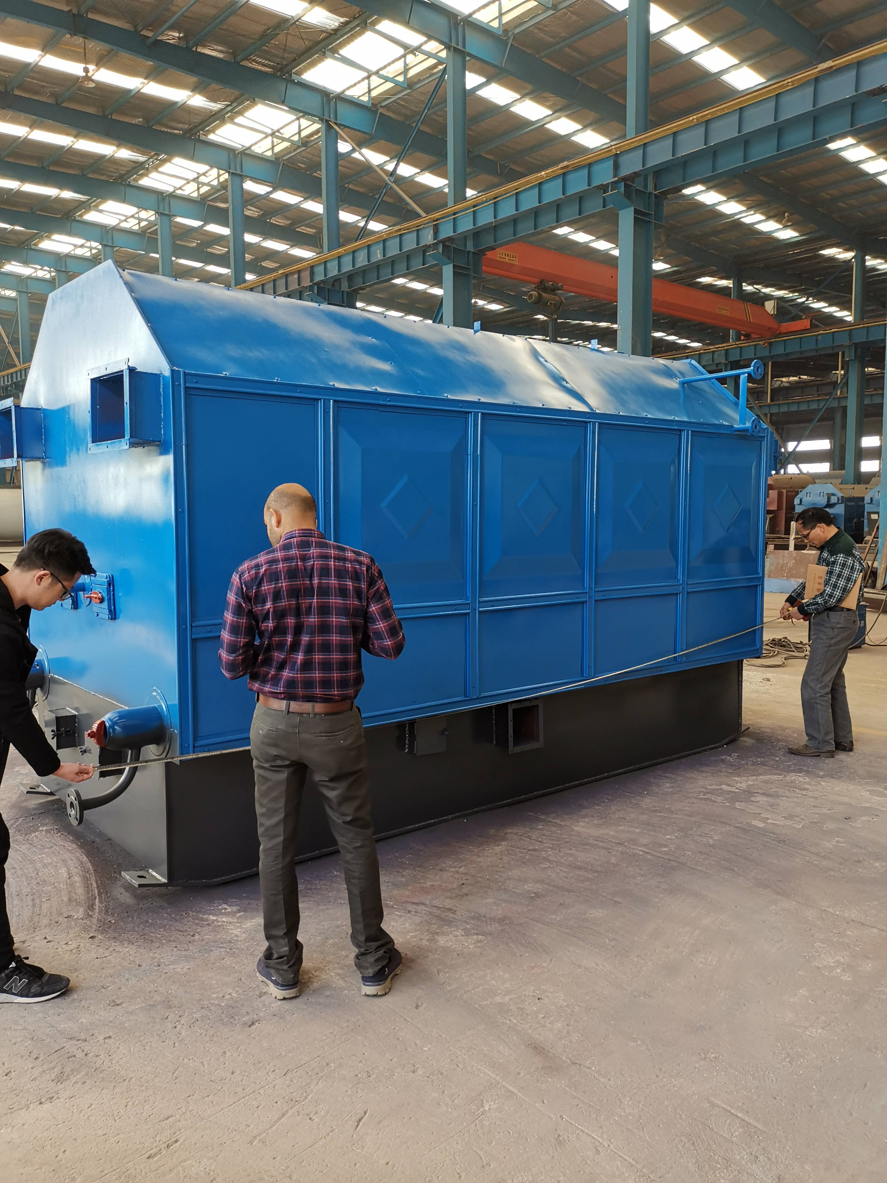 Packing Boiler and ship to Sri Lanka