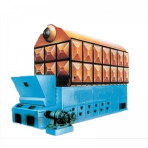 Double Drum Steam Boiler