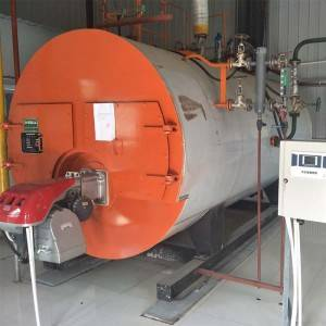 2019 New Style Wood Chip Biomass Boiler - Oil Steam Boiler – Double Rings