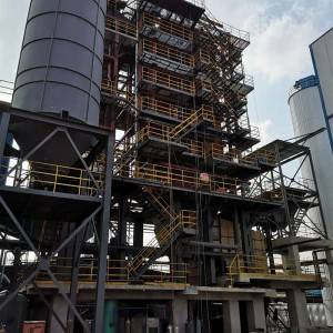 SHX Circulating Fluidized Bed Boiler