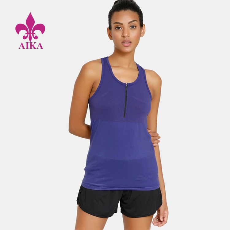 Womens Summer Striped Vest Tank Tops Sleeveless Camisole Racerback Tee Shirts Ladies Athletic Running Gym Activewear Sportwear Stretch